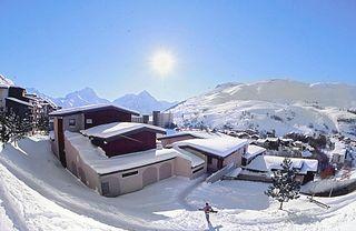 Les 2 Alpes 1800