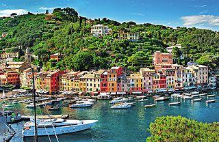 Liguria i Jej Perły