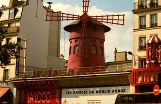 Majówka - Paryż