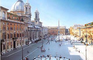 Majówka - Rzym
