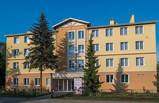 Sanatorium ŁĄCZNOŚĆ w Ciechocinku