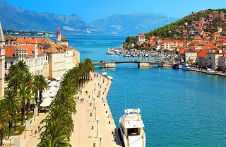 Chorwacja - Między niebem, ziemią a morzem