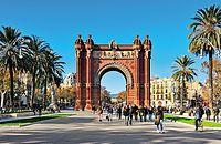 Barwy Katalonii
