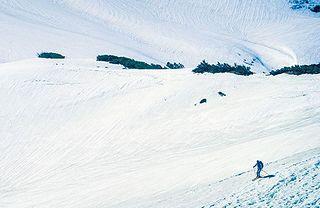 Japonia - narty w cieniu Fuji