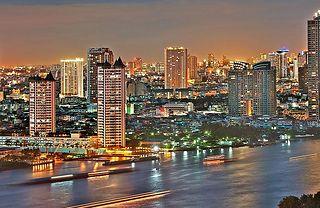 Bangkok i okolice