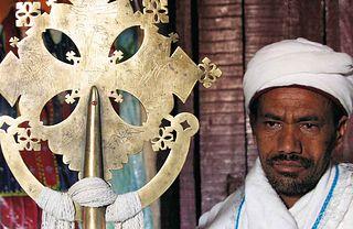Etiopia - na tropie Arki Przymierza