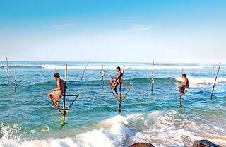 Sri Lanka - Łza z policzka Indii de luxe