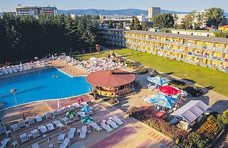 Parkhotel Continental 3 (Sunny Beach)