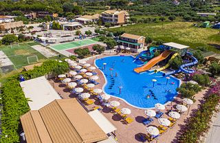 Ionian Sea & Aquapark