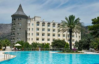 Castle Resort & Spa (Sarigerme)